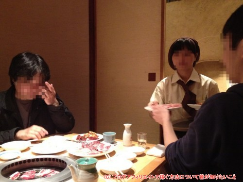 2013年4月13日焼肉会イベントレポート2