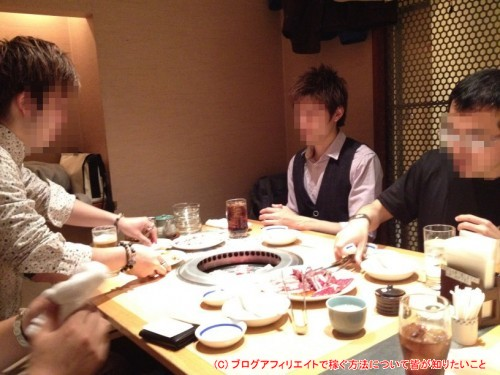 2013年4月13日焼肉会イベントレポート3