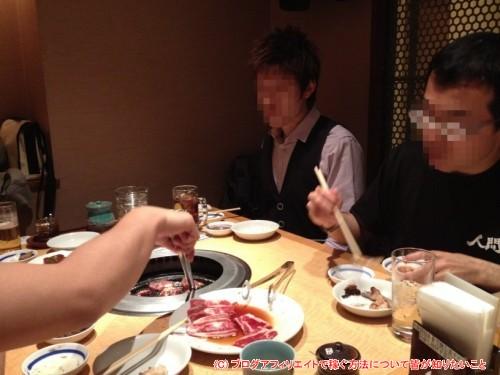 2013年4月13日焼肉会イベントレポート5