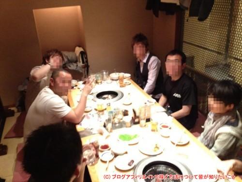 2013年4月13日焼肉会イベントレポート7