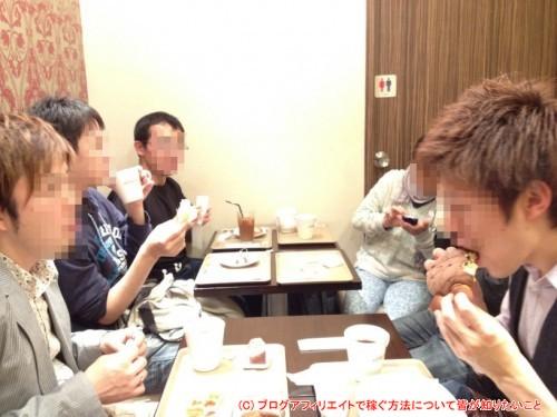 2013年4月13日焼肉会イベントレポート8
