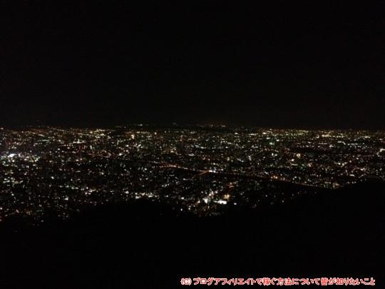 札幌観光 もいわ山展望台