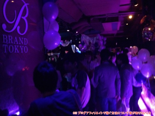 20131101ひろひでさん誕生日パーティ