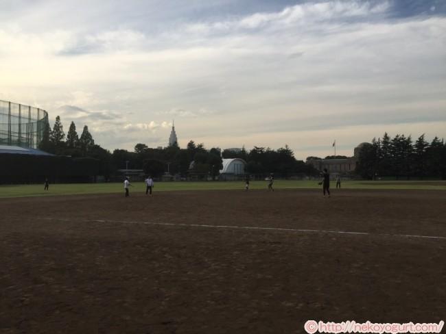 明治神宮外苑 野球場
