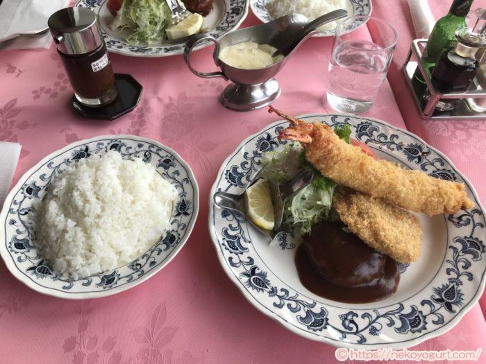 2019年11月函館旅行 レストランヨシヤ
