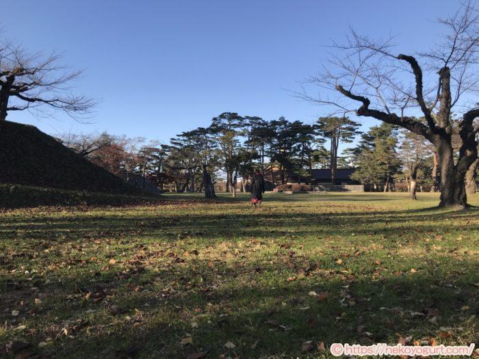 2019年11月函館旅行 五稜郭公園