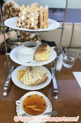 2019年11月函館旅行 紅茶専門店ハーヴェスト 函館駅前店